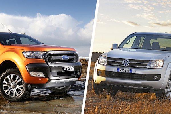 Ford กับ Volkwagen ถ้าร่วมมือกันอาจเกิดเป็นยักษ์ใหญ๋แห่งวงการรถยนต์
