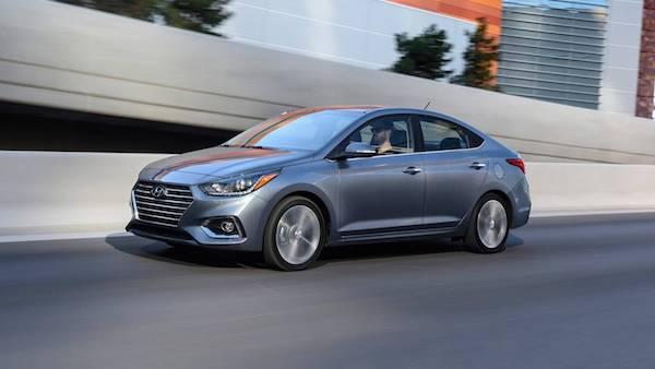Hyundai Accent 2018 ก็หรูหรามีระดับไปอีกแบบ