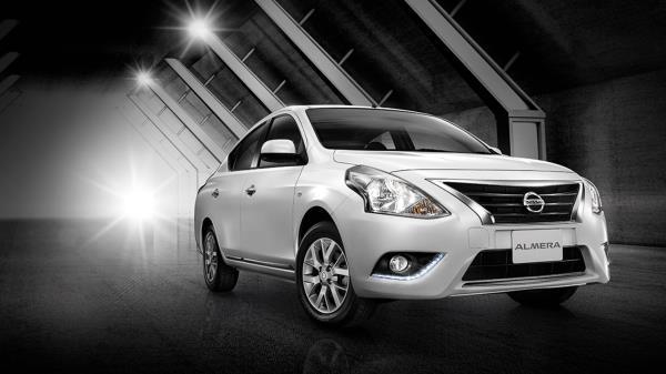 Nissan Almera Sportech