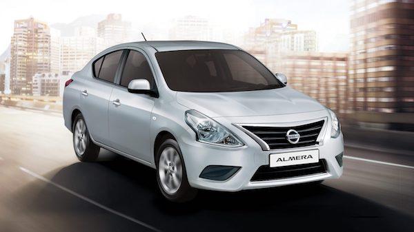 Nissan Almera ดีไซน์สปอร์ตกว่า