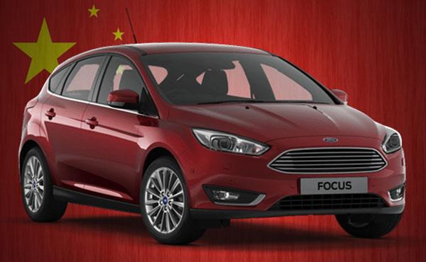 Ford Focus 2019 ในประเทศจีนจะมีให้เลือกถึง 12 รุ่นย่อย 3 ขุมพลังให้เลือก