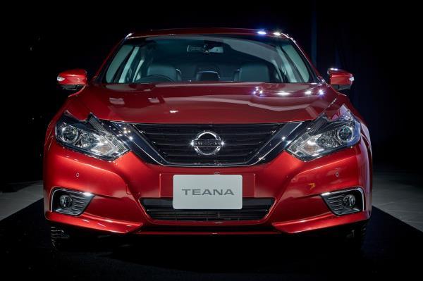 ภาพหลุด ....New Nissan Teana 2019