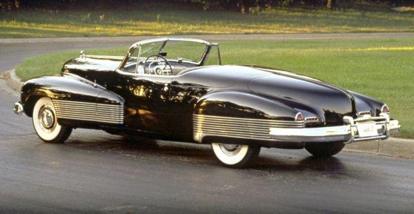 รถยนต์คอนเซ็ปท์คันแรกของโลก Buick Y-Job