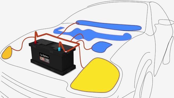 รถยนต์ทั่วๆไปใช้แบตเตอรี่แบบ Lead-Acid ที่ราคาไม่แพงนัก