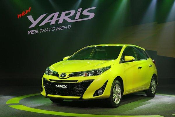 Toyota Yaris ถือเป็นรถยอดนิยม โดยเฉพาะคนเมือง