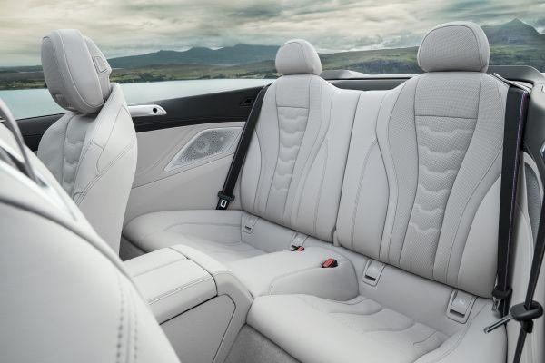 BMW 8 Series Convertible 2018