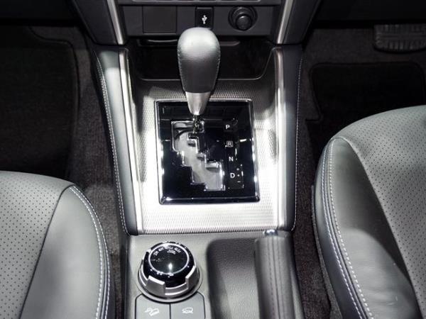 ดีไซน์ภายในของ  Mitsubishi Triton 2019 ไมเนอร์เชนจ์ใหม่