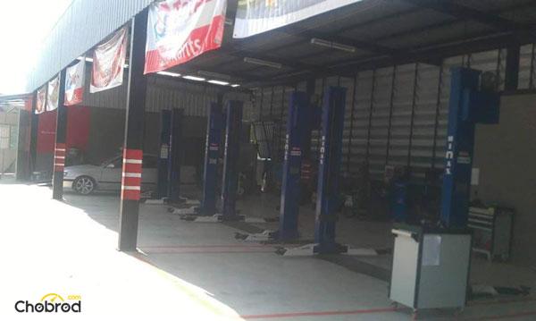 """บริการดีๆ สถานที่ซ่อมรถเก๋ๆ ต้องที่นี่… """"ศูนย์ซ่อมรถยนต์ R A K Auto  Service"""""""