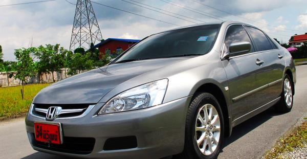 Honda Accord G7 อีกโฉมที่น่าซื้อในแบบมือสอง พร้อมราคาที่ไม่สูงมากนัก