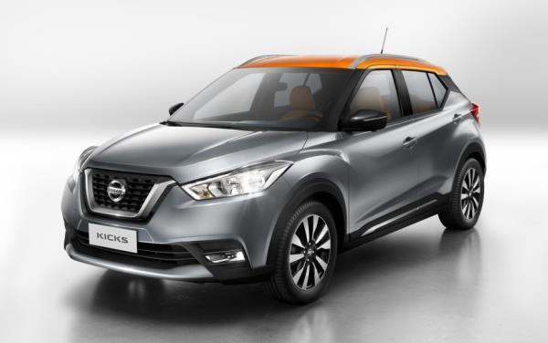 Nissan Kick ปี 2019 เวอร์ชั่นประเทศอินเดีย