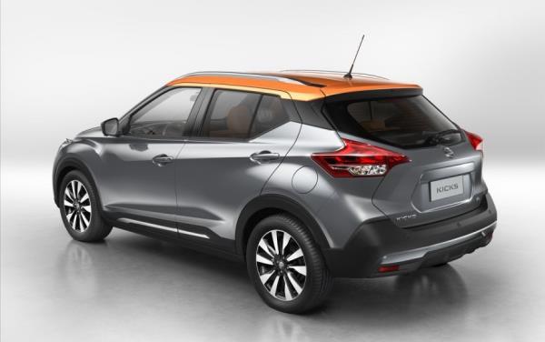 Nissan Kicks ปี 2019 เวอร์ชั่นประเทศอินเดีย