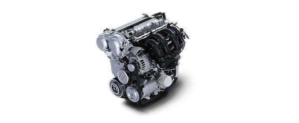 เครื่องยนต์ของ Ford Ecosport Duratec 1.5L Ti-VCT
