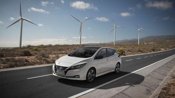 รถยนต์ Nissan Leaf รถยนต์ไฟฟ้าที่ยอดขายอันดับหนึ่งทั่วโลก