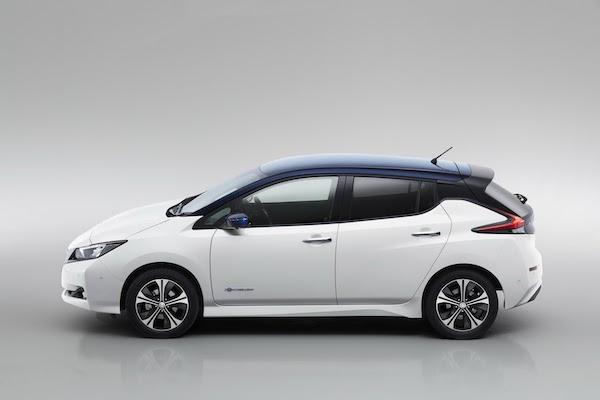 Nissan Leaf 2018 ถือว่าเป็นรถที่หลายคนให้ความสนใจพอสมควร