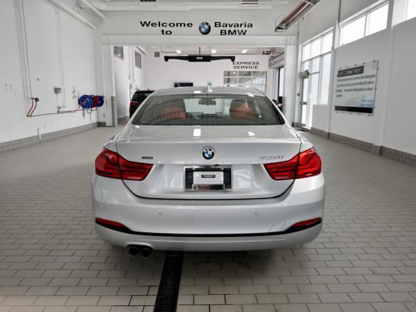 รูปลักษณ์ภายนอกของ BMW 430i Coupe