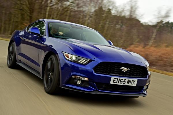 Ford Mustang ecoboots 2.3