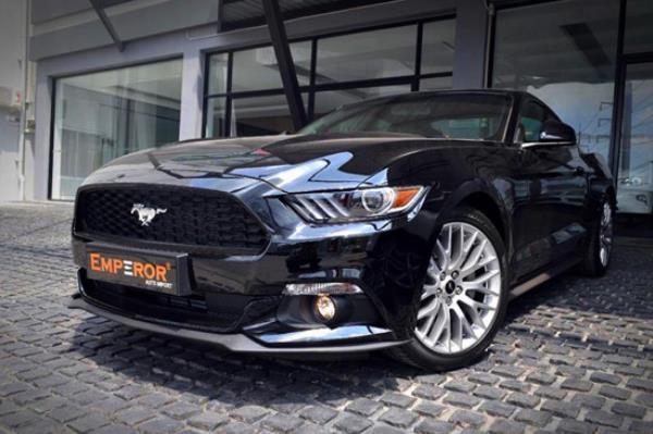 รูปลักษณ์ภายนอกของ Ford Mustang