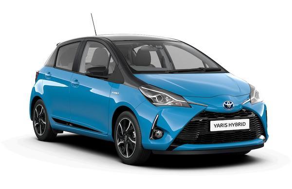 Yaris Hybrid รถที่เหมาะกับคนรุ่นใหม่