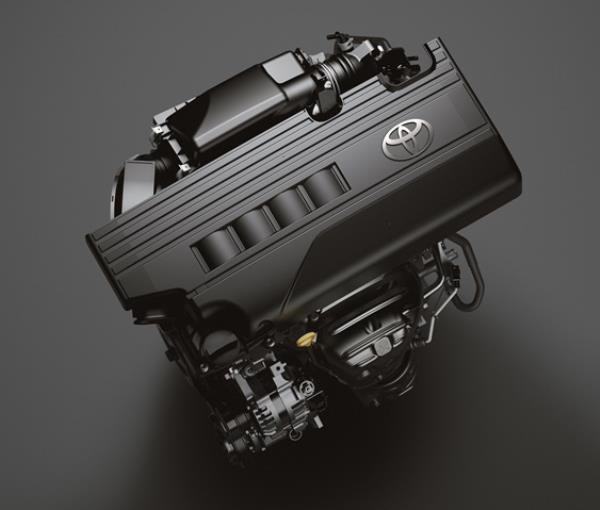 เครื่องยนต์ของ Toyota Yaris