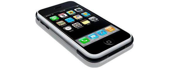 ไอโฟนรุ่นแรกในปี 2007