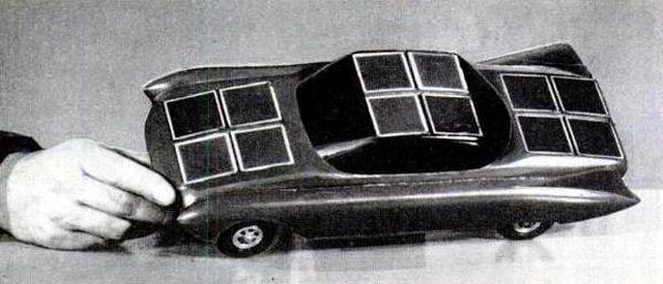 รถยนต์พลังงานแสงอาทิตย์คันแรกของโลก