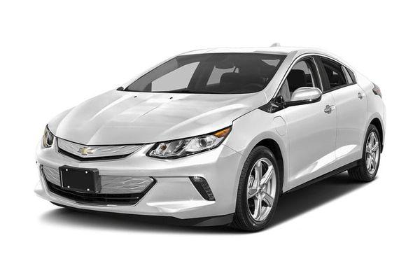 Chevrolet Volt ที่ประกาศยุติการทำตลาดไปแล้ว