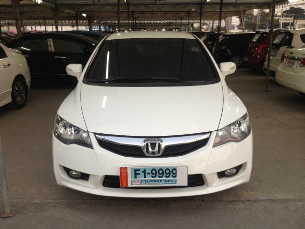 Honda Civic กลุ่มรถนั่งซีดานที่ได้รับความนิยมอย่างมาก