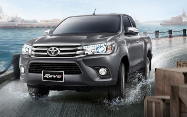Toyota Hilux Revo  เป็นรถกระบะที่ถือว่าแรงสมรรถนะดีมาก