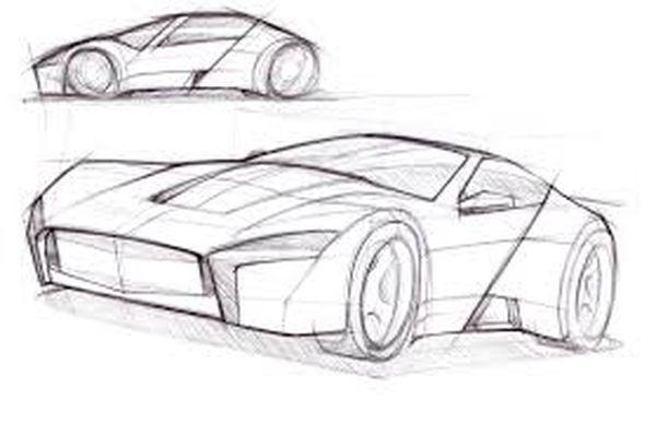 รถยนต์จะสวยงามได้เริ่มจากดีไซน์เป็นสำคัญ