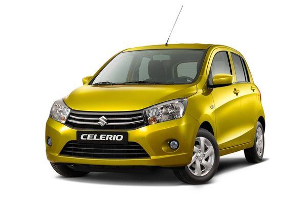 Suzuki Celerio แม้เครื่องยนต์เล็กแต่ยอดขายปี2018ไม่รั้งท้ายแล้ว