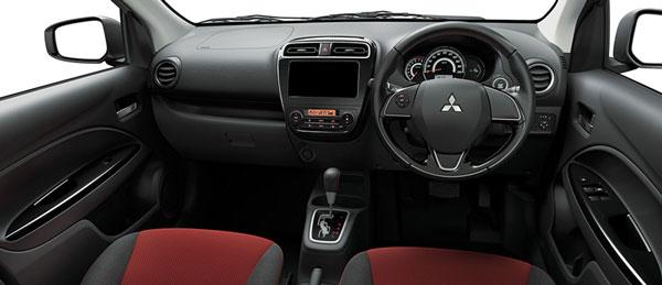 Mitsubishi Mirage Black Edition 2018