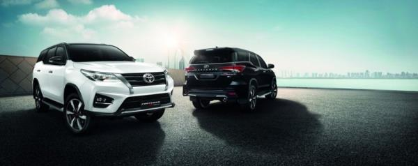 Toyota Fortuner 2018 TRD Sportivo