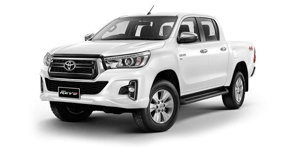 Toyota Hilux Revo รถกระบะที่ชาวไทยรู้จักกันดี
