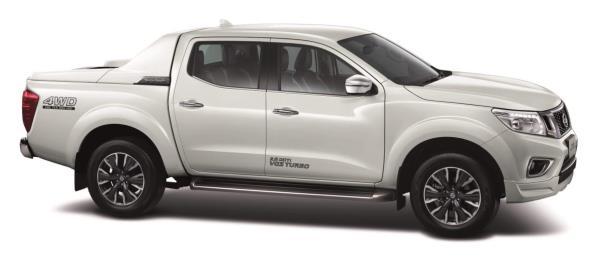 Nissan Navara Sportech Double Cab