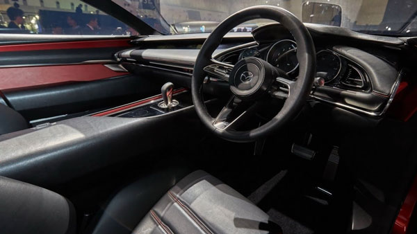 ภายใน Mazda3 2019