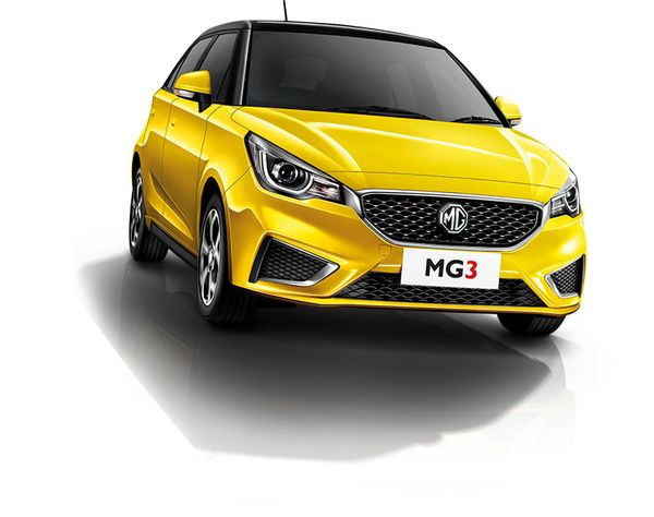 MG3 Fun Unlimited ที่ราคาเริ่มต้นจับต้องได้ที่สุดในกลุ่ม B-Segment