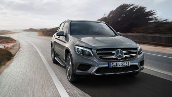 ราคาและตารางผ่อน Mercedes-Benz GLC 250 d 4MATIC ล่าสุด