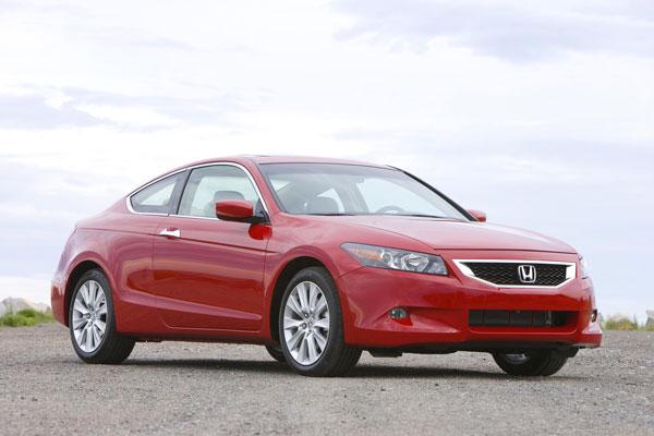 Honda Accord ปี 2008