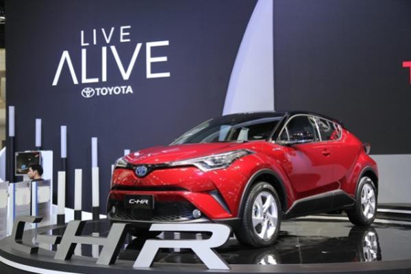 Toyota C-HR HV