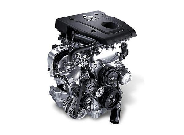 ขุมกำลังของ Mitsubishi Pajero Sport 2.4 ลิตร 181 แรงม้า