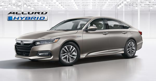 Honda Accord เจนเนอเรชั่นที่ 10 รุ่น Hybrid