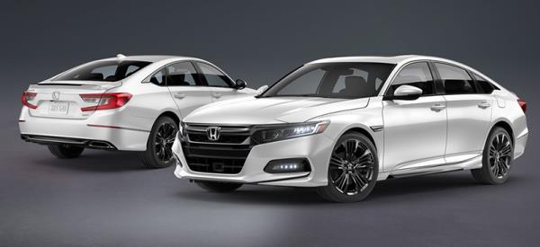Honda Accord เจเนอเรชั่นที่ 10 รุ่นใหม่ล่าสุด