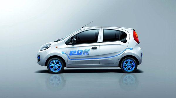 Chery eQ รถยนต์ไฟฟ้าที่แสนถูกในจีนด้วยราคาราว3แสนบาท