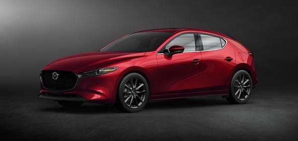 ภายนอก Mazda3 2019