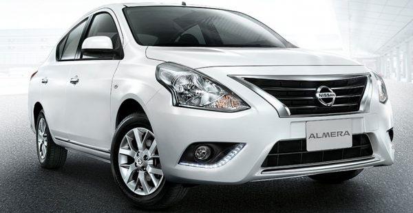 Nissan Almera 2016