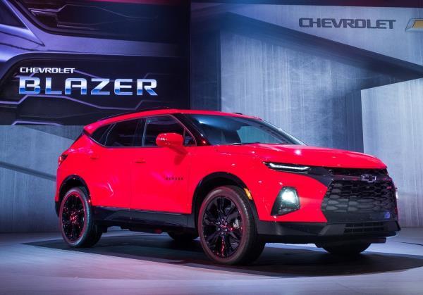 ข่าวลือ! Chevrolet ประเทศไทย เตรียมเปิดตัว SUV รุ่นใหม่ น่าจะเป็นรุ่น Blazer