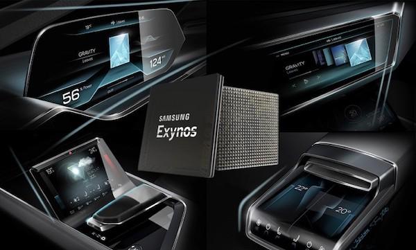 Samsung ออกแบบชิปเพื่อ Audi