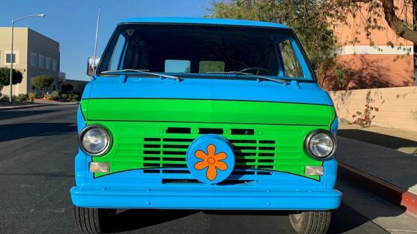 Ford Econoline 1968