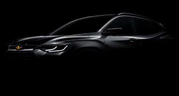 มาแล้ว ! กับทีเซอร์แรกของ All-New Chevrolet Trax 2019 รอเปิดตัวที่อเมริกาเร็ว ๆ นี้