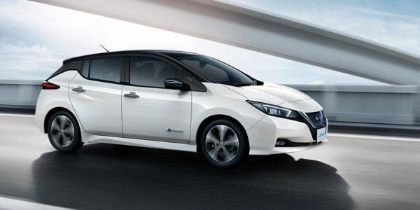 ข้อเสนอสุดพิเศษจาก Nissan Leaf